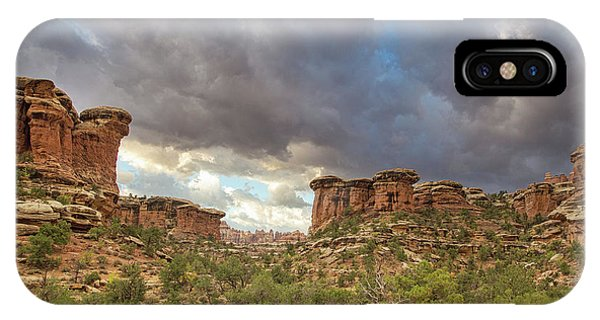 Elephant Sunrise IPhone Case