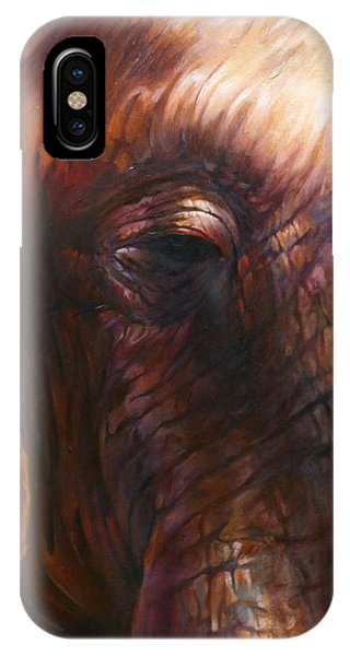 Elephant Empathy IPhone Case