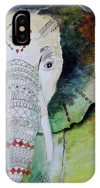 Elephantastic IPhone Case