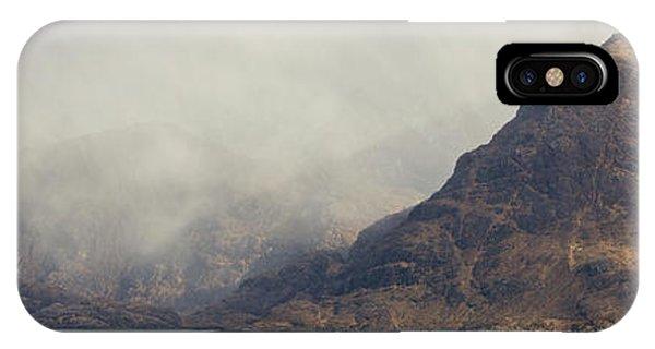 Elgol 16x5 Panorama IPhone Case