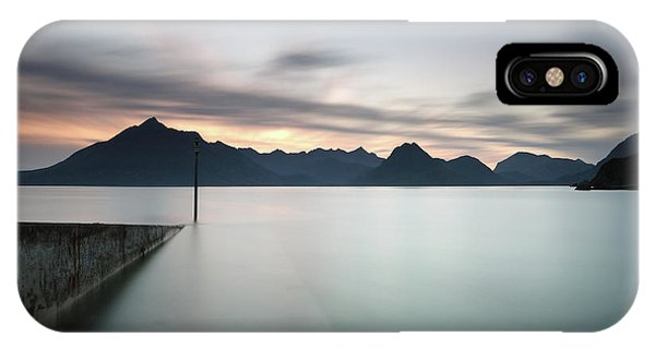 Elgol At Sunset IPhone Case