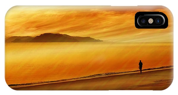 iPhone Case - Elixir Of Life by Holly Kempe