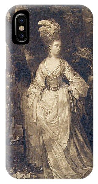 Elizabeth Duchess Of Hamilton Brandon And Argyll IPhone Case