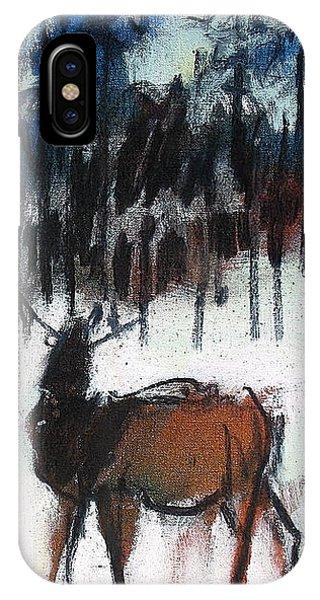 Elk IPhone Case