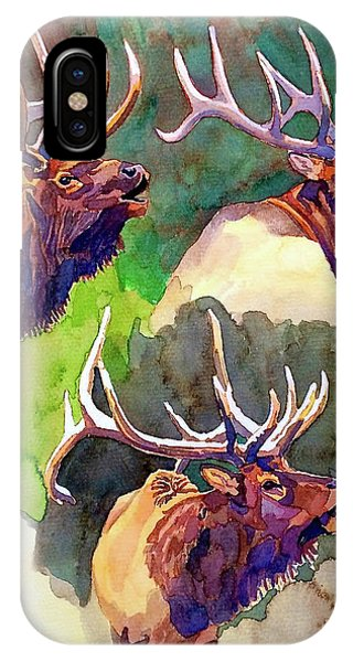 Elk Studies IPhone Case