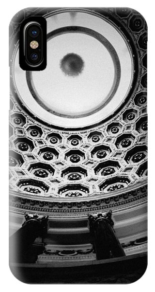 Elks National Veterans Memorial Rotunda IPhone Case