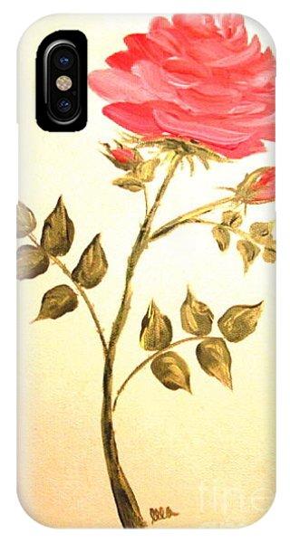 Ella's Rose IPhone Case