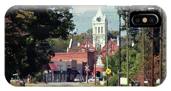 Ellaville, Ga - 2 IPhone Case