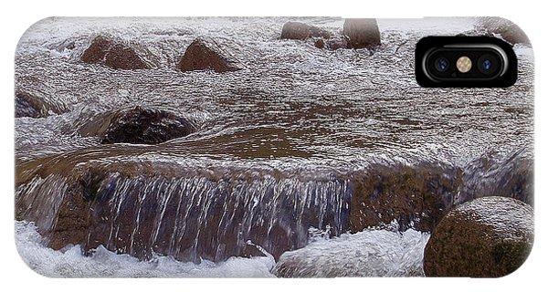 Ellenville Waterfall IPhone Case