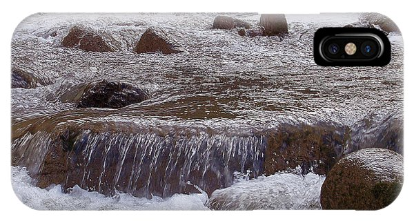 Ellenville Waterfall IPhone Case