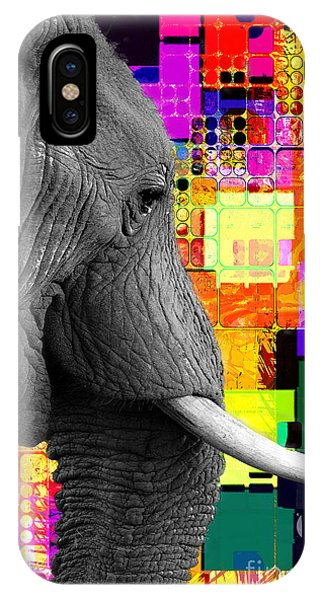 IPhone Case featuring the digital art Ellie 2017 by Kathryn Strick