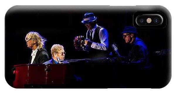 Elton - Gather Round IPhone Case