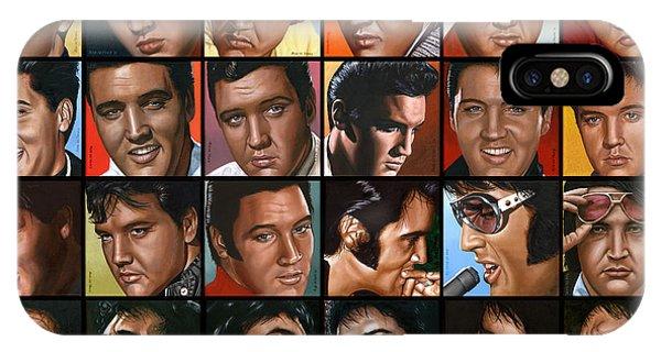 Elvis 24 IPhone Case