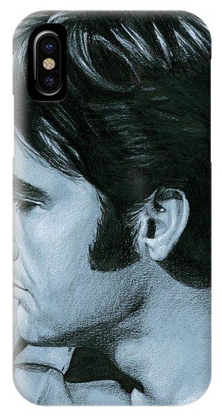 Elvis 68 Revisited IPhone Case