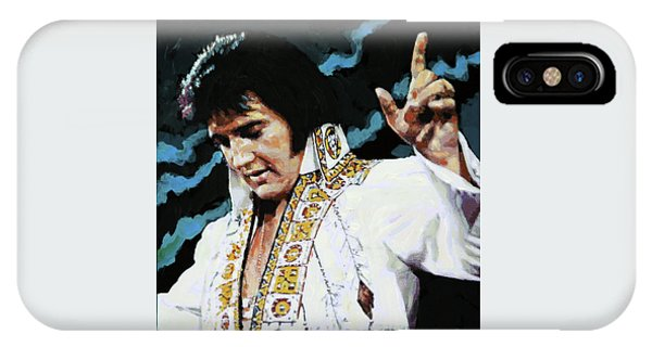 Elvis - How Great Thou Art IPhone Case
