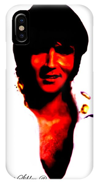 Elvis By Loxi Sibley IPhone Case