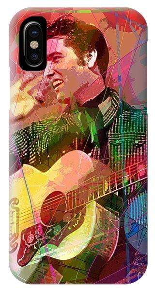 Elvis Rockabilly  IPhone Case