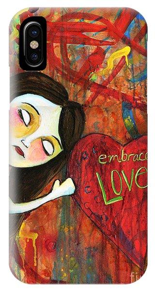 Embrace Love IPhone Case