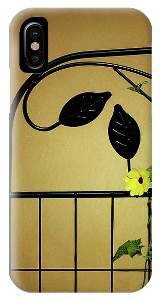 Blooming iPhone Case - Embrace by Tom Mc Nemar