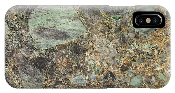 Emerald Green Granite IPhone Case
