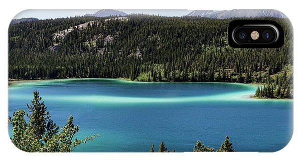 Emerald Lake 2 IPhone Case