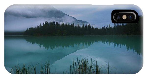 Emerald Lake Before Sunrise IPhone Case