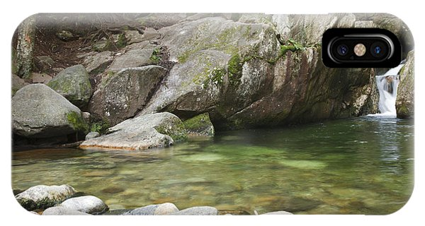 Emerald Pool - White Mountains New Hampshire Usa IPhone Case