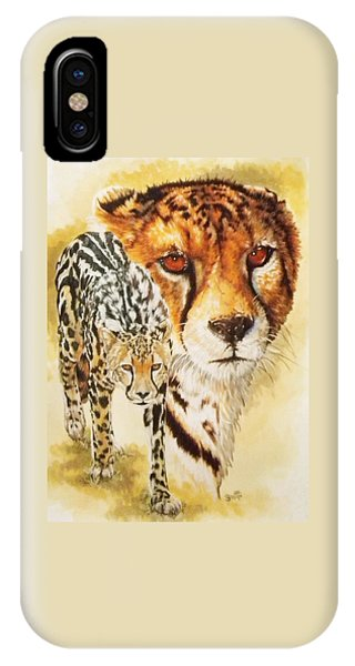 Rare iPhone Case - Eminence by Barbara Keith