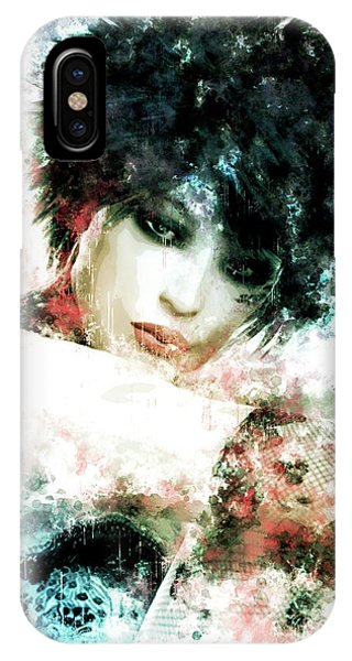 iPhone Case - Emo by Shanina Conway