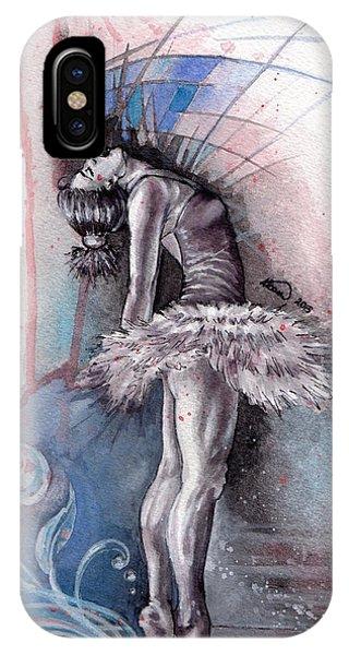 Emotional Ballet Dance IPhone Case