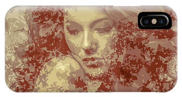 The State Of Emotion  IPhone Case
