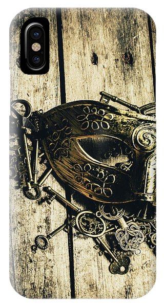 Spirituality iPhone Case - Emperors Keys by Jorgo Photography - Wall Art Gallery