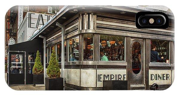 Empire Diner IPhone Case