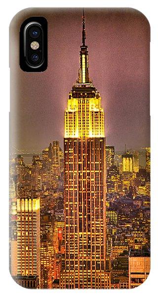 Empire Light IPhone Case