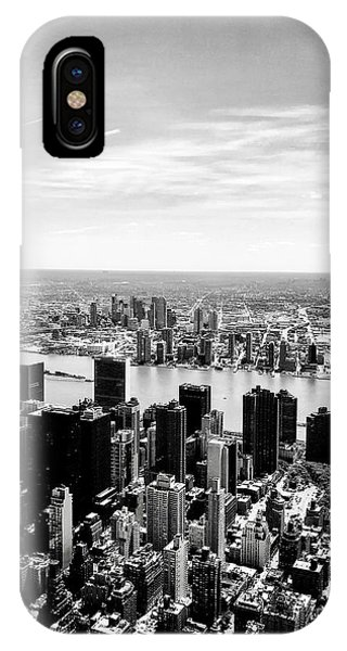 Empire State Building View, Nyc Phone Case by JMerrickMedia
