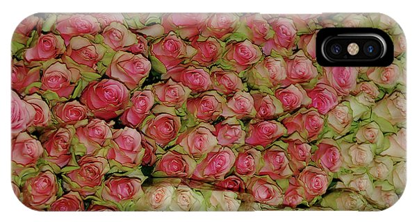Empress Josephine's Roses IPhone Case