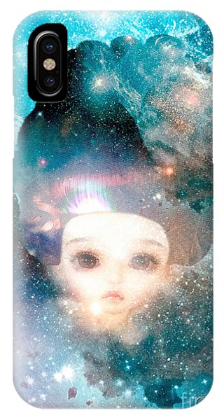 Endless iPhone Case - Empress by Mo T