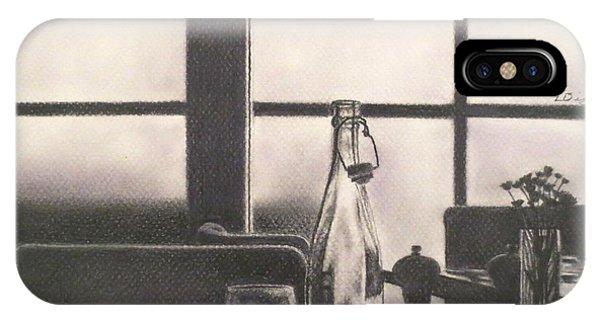 Empty Glass IPhone Case