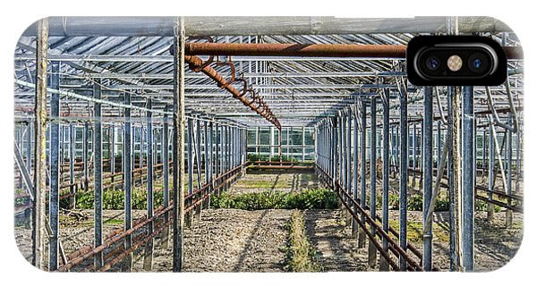 Empty Greenhouse IPhone Case