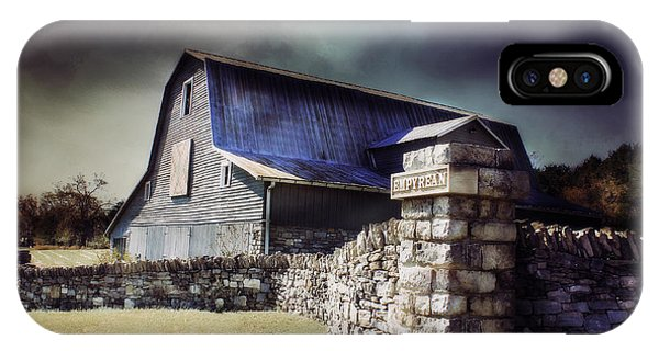 Empyrean Estate Stone Wall IPhone Case