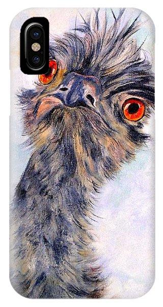 Emu Twister IPhone Case