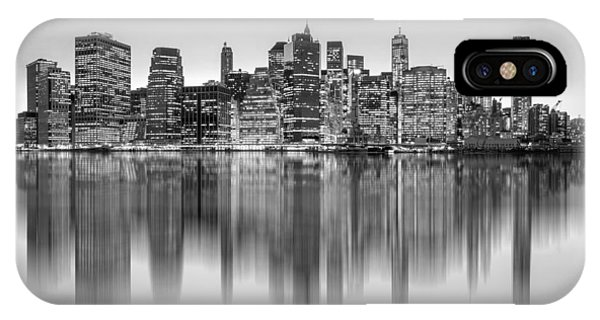 Downtown iPhone Case - Enchanted City by Az Jackson