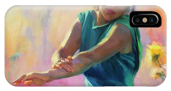 Haven iPhone Case - Enchanted by Steve Henderson