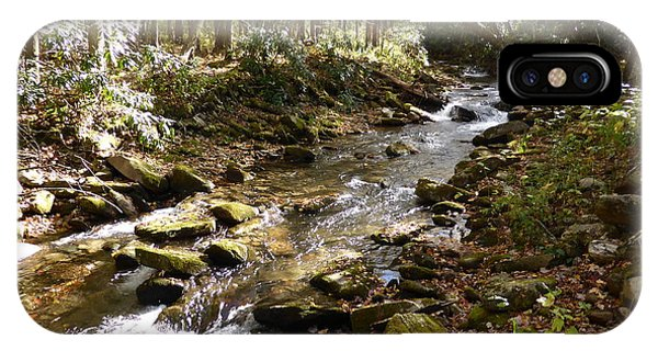 Enchanted Stream - October 2015 IPhone Case