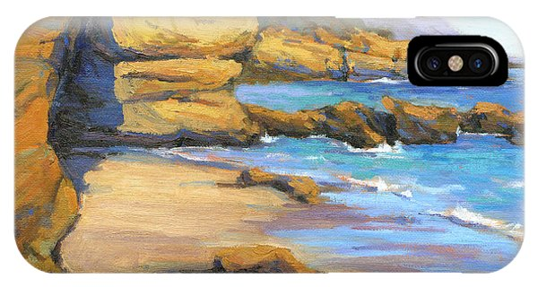 End Of Summer / Laguna Beach IPhone Case