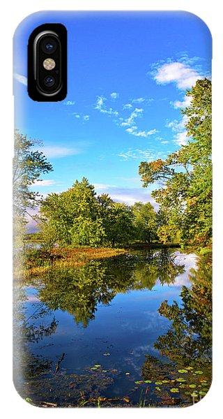 Lillie iPhone Case - End Of Summer.. by Nina Stavlund