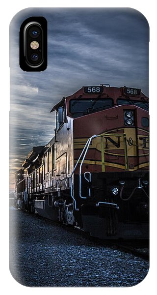End Of The Day IPhone Case