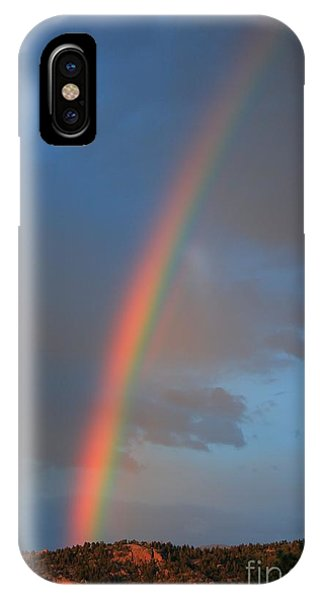 End Of The Rainbow IPhone Case