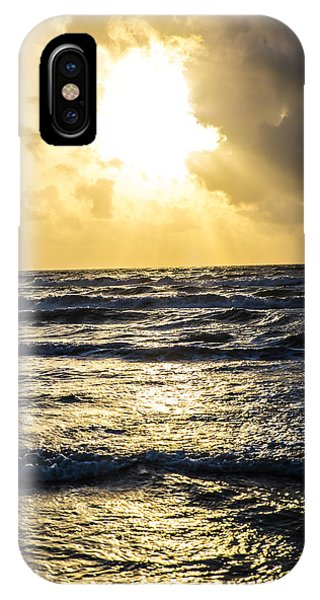 End Of The Season Padre 59 IPhone Case
