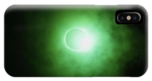 End Of Totality IPhone Case